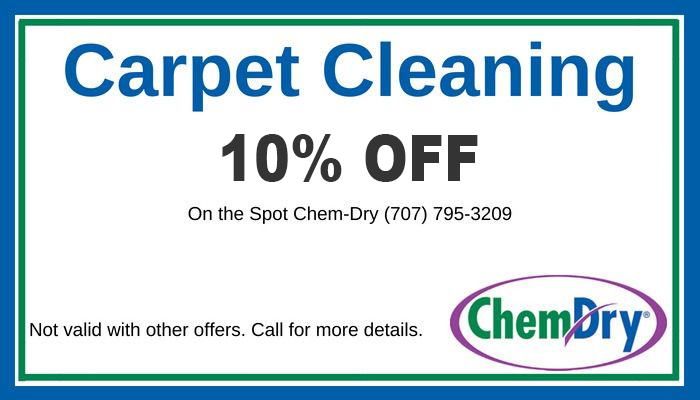 Carpet Cleaning Coupon Santa Rosa